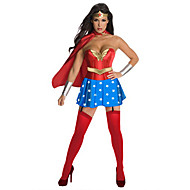 Wonder Women Super Heroine Halloween Costumefor Carnival