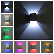 luz LED de pared modernos surtidos colores claros