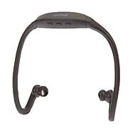 casque bluetooth coude avec microphone, sports anti-bruit pour téléphone mobile