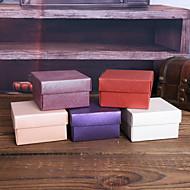 광장 진주 종이 호의 상자 - 12 개 세트 (색상 선택)