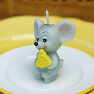 """""""Who Moved My Cheese"""" Mouse Candle"""