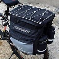 CykeltaskeTaske til bagagebæret/Cykeltaske Vandtæt Regn-sikker Reflekterende Stribe Indebygget Kedeltaske CykeltaskeNylon Polyester