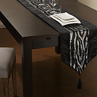 A Motifs Polyester Chemins de table