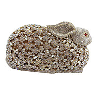 Crystal Wedding/Special Occasion Novelty/Clutches Bags(More Colors)