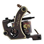 Coil Tattoo Machine Professiona Tattoo Machines Brass Liner and Shader Craving