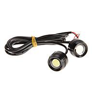 LED Rascal Lamp DIY DRL mistlampen Back Light Eagle-eye licht Super Bright voor Motorcycle 2 stuks