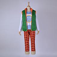 Gratis! Haruka Nanase Cosplay kostym