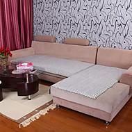 elaine bomuld hamp grå bordure sofa pude 333827