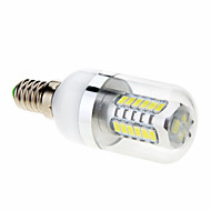 9W E14 Ampoules Maïs LED T 27 SMD 5630 680-760 lm Blanc Froid AC 85-265 V