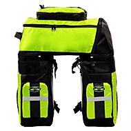 FJQXZ® Fahrradtasche 70LFahrrad Kofferraum Tasche/Fahrradtasche Wasserdicht / Schnell abtrocknend / 3 in 1 Tasche für das Rad1680D