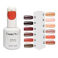 UV Gel Colorful Nail Polish (15ml,1 Bottle)