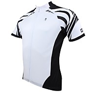 PaladinSport Men's Cycling Jersey Short Sleeve Spring and Summer and Autumn Style 100% Polyester