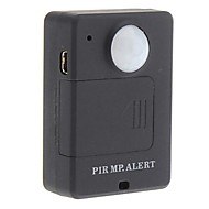 Infrared Induction Car Anti-theft Alarm Device /  High Sensitivity / Long Standby Time