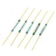 Reed Switch magneticamente controlada - Golden (5 PCS)
