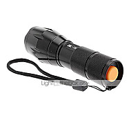 LED Flashlights/Torch / Handheld Flashlights/Torch / Clips and Mounts LED 2000/1200/1600 Lumens 5 Mode Cree XM-L T6 18650Waterproof /