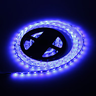 5M 24W 300x3528SMD lampada LED Strip Light Blue (DC 12V)