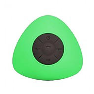 Mini Portable Shower Waterproof Wireless Bluetooth Speaker with Handsfree Mic