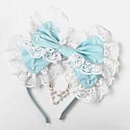 Lolita Jewelry Sweet Lolita Headwear Princess Lolita Accessories Headpiece Bowknot For Cotton