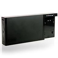 VERSCHERPEN 12000mAh POWER BRICK I + LP-E6 Batterij houder voor Canon 5D Mark II/5D Mark III/60D/60Da/7D/6D - Zwart