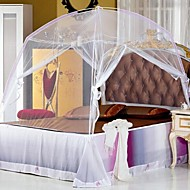 Utility Type Anti-mosquito Zipper Type Dome Bed Nets Curtain(70.87''L*31.5''W)