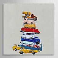 Ručně malované Zátiší Jeden panel Plátno Hang-malované olejomalba For Home dekorace