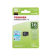 toshiba UHS-1 16gb Class10 microSDHC memory card tf 30MB / s impermeabile