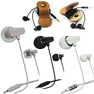 remax functionele keramische oortelefoon 3.5mm in-ear oortelefoons headsetmic&afstandsbediening voor ios iphone smartphone