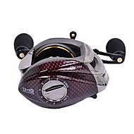 גלילי דיג גלילי פיתיון יצוק 6.3:1 13 מיסבים כדוריים איטר דיג בים - TS1200 TSURINOYA