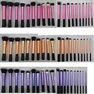 Set di pennello da trucco professionali, setole morbide, 20 pezzi (3 colori disponibili)