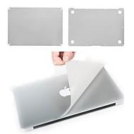 """ab Gesicht voller Metallkörperhaut Schutz für MacBook Retina 13,3 """"/ 15,4"""""""