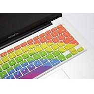 """coosbo® camo silikone tastatur dække huden til 13,3 """", 15,4"""", 17 """"MacBook Air pro / nethinden (assorterede farver)"""