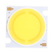 COB 20W 1800-1900lm 4500K Natural White Light LED Chip (30 34V, 600uA)