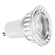 DUXLITE GU10 7 W 1 COB 620 LM Cool White Dimmable/Decorative Spot Lights AC 220-240 V