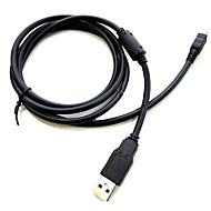 1.5m כבל USB 2.0 לקנון המצלמה 600D 550D 650d 60d 5d2 5d3 7d