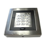 Standalone EM Card Metal Access Control System with Keypad,Blue Backlight,Weather-proof  for PY-AC90