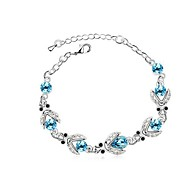 Austrian Crystal Bracelet(More Colors)