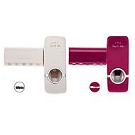 montage en rack dentifrice automatique en veille automatique de support distributeur de brosse à dents définir mur