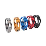 PODAY 31.8MM Mountain Bikes Screw locked Seat Post Clamp
