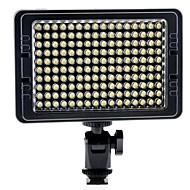 c-160s draagbare led video licht 160pcs leidde kralen hoge helderheid met diffuser