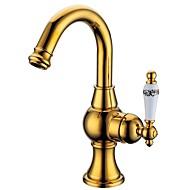 עכשווי - DI Brass - ניתן לסיבוב (Ti-PVD)