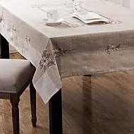 manteles bordados clásico mantel 135 * 175cm