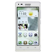 Huawei - Ascend G6 - Android 4.3 - 3G smarttelefon (4.5 , Quad Core)