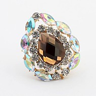 European Style Fashion Wild Water Drops Adjustable Ring(More Colors)