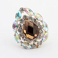 europäischen Stil Mode wilden Wassertropfen verstellbaren Ring (mehr Farben)