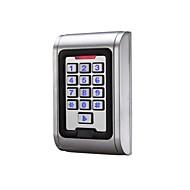 Wirtschaftswasserdichte ID-Karte Metallzugangskontrollsystem mit Tastatur, integrierte Anti-Diebstahl-Funktion für py-S100