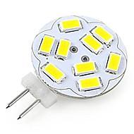 G4 LED Spotlight A60(A19) 12 SMD 5730 200 lm Cool White Decorative DC 12 V