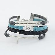 European Style Fashion Braided Rope Bracelet