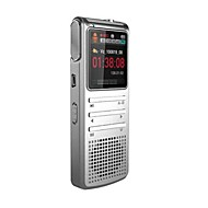 8GB Digital Professional Voice Video Sound Recorder Camera MP3 Player Support External Micro SD Card