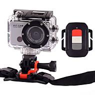 Videocamera con supporto frontale, 5.0MP Full HD 1080P 50 m, impermeabile, WiFi DV