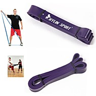 Exercise Bands/Resistance bands / Suspension Trainer Exercise & Fitness / Gym Strength Training Rubber-KYLINSPORT®